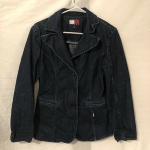 Tommy Hilfiger Medium Denim Jacket